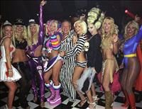 Parties Don't Get any Better Than Hugh Hefner Bashes