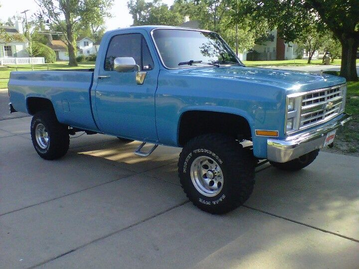 1986 chevy k10 chevy k10 pinterest chevy 4x4 4x4 and cars sciox Choice Image