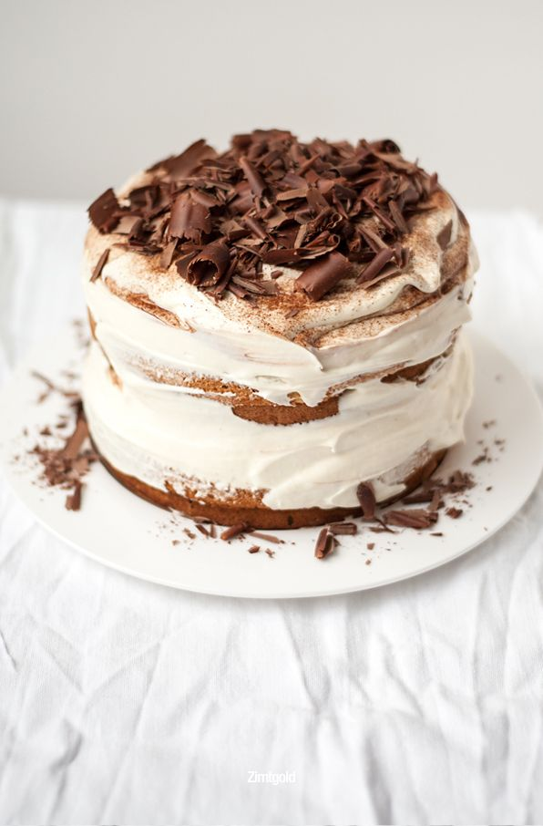 Tiramisu Torte