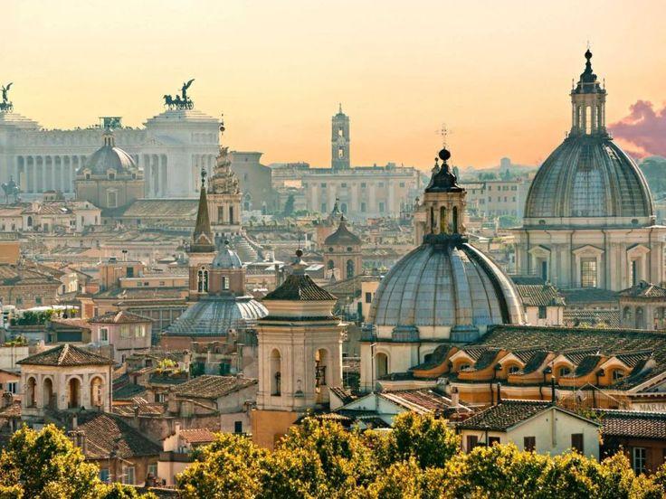 5. legszebb város a világon: Róma, Olaszország