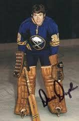 Dave Dryden  Buffalo Bisons 1964/5