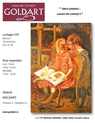 """Auction no. 179: """"Treasures from collections, artistic values"""""""