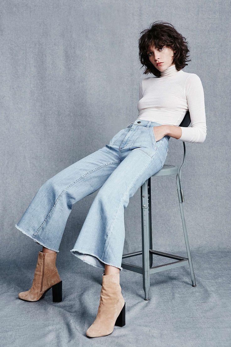 BDG Fairchild High-Rise Flare Jean - Urban Outfitters