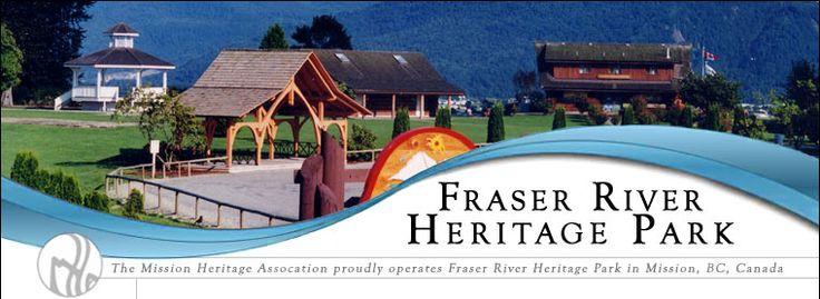 Fraser Valley Heritage Park