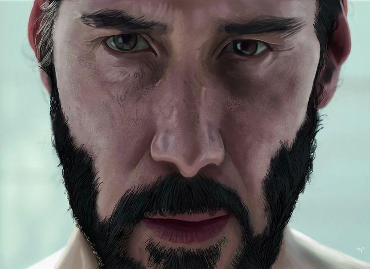 Keanu Reeves - 47 Ronin by HeroforPain on deviantART