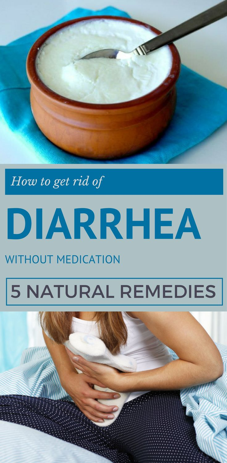 How To Get Rid Of Diarrhea Without Medication  5 Natural Remedies That Work