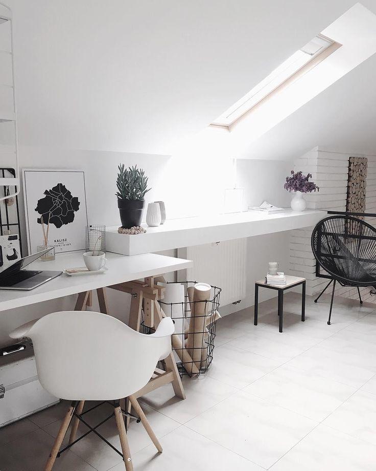 488 besten home office arbeitsplatz inspirationen bilder auf pinterest. Black Bedroom Furniture Sets. Home Design Ideas