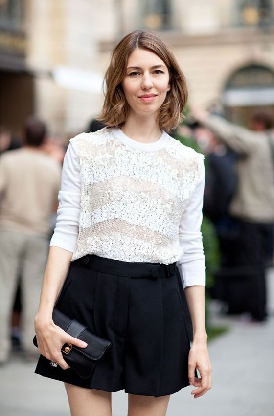 Are you kidding me, how can one person look so awesome all the time. #Sofia #Coppola