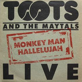 """Live Toots 7""""."""