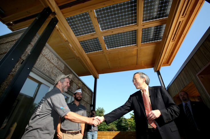 Utility companies have been looking for new regulations and higher connection charges to save them from the death spiral spurred by a surge in rooftop solar installations. Instead, says former Energy Secretary Steven Chu, they should get into the rooftop solar business.