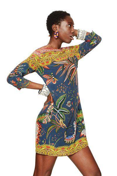 473c63c79 Vestidos para mujer Otoño-Invierno | Desigual | Vestidos, Ropa y ...