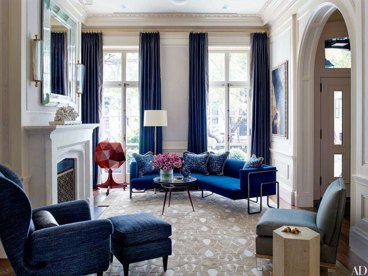 10 new york city townhouses that blend history and modern for Townhouse architectural styles