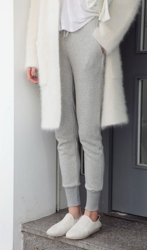 cozy outfit.