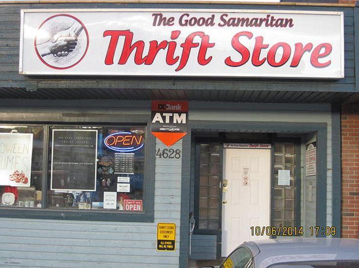 The Good Samaritan Thrift Store