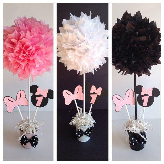 Best 25 Minnie mouse party decorations ideas on Pinterest