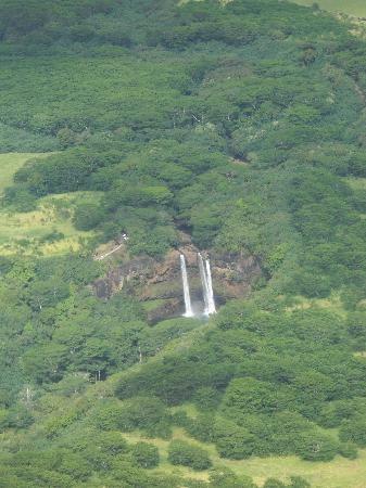 "Wings Over Kauai Tours: ""Fantasy Island"" Falls"