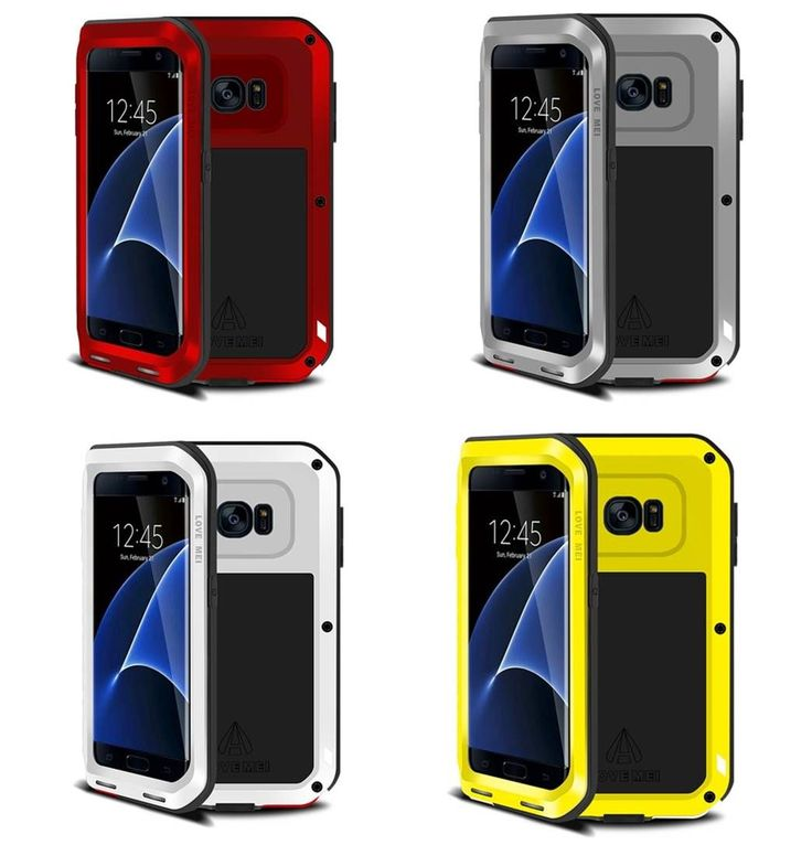 carcasa movil samsung s7 edge