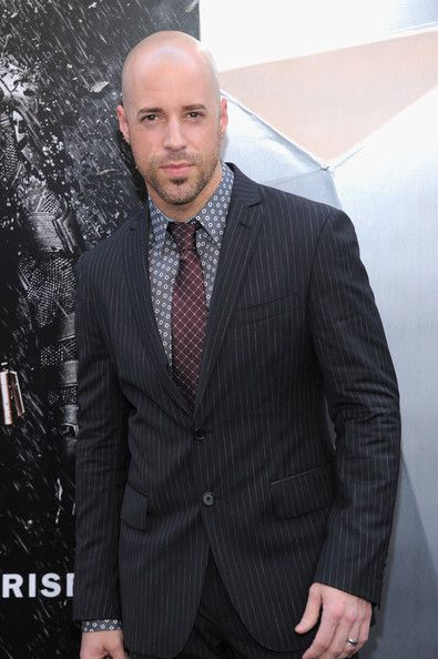 """Chris Daughtry Photos Photos - Singer Chris Daughtry attends """"The Dark Knight Rises"""" premiere at AMC Lincoln Square Theater on July 16, 2012 in New York City. - """"The Dark Knight Rises"""" New York Premiere - Inside Arrivals"""