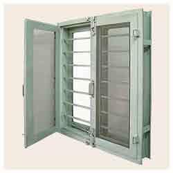 Mosquito Net Aluminum Openable Window