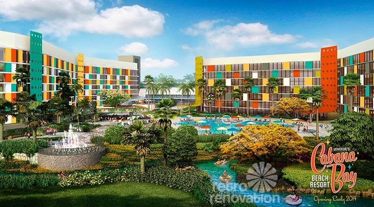 Want to vacation like it's 1959? Get ready to head to Florida and Universal Orlando next spring when Loew's opens an all-new resort modeled after the famous beach-side hotels and motels of famous Wildwood, New Jersey.