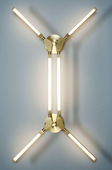lighting design beautiful wall lamp pris by pelle - Wall Lamps Design