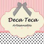 297 seguidores, 631 seguindo, 63 publicações - Veja as fotos e vídeos do Instagram de Deca Teca Artesanatos (@deca.teca)