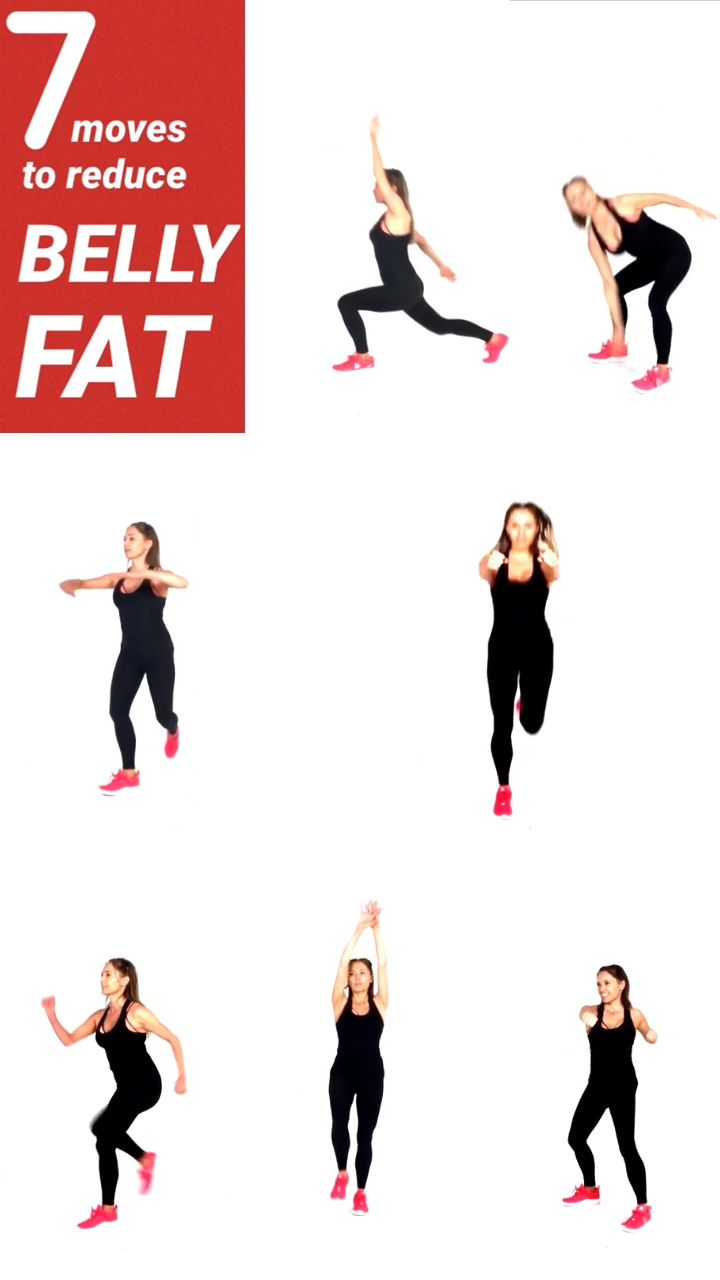 LOSE BELLY FAT AND MELT OFF MENOPAUSE WEIGHT GAIN – Sabine