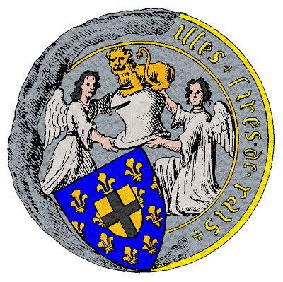 Tout sur l'héraldique : dessin de blasons et d'armoiries: LAVAL, Gilles de (1404-1440)