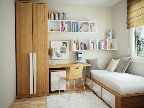 tiny bedroom ideas for men - Google Search