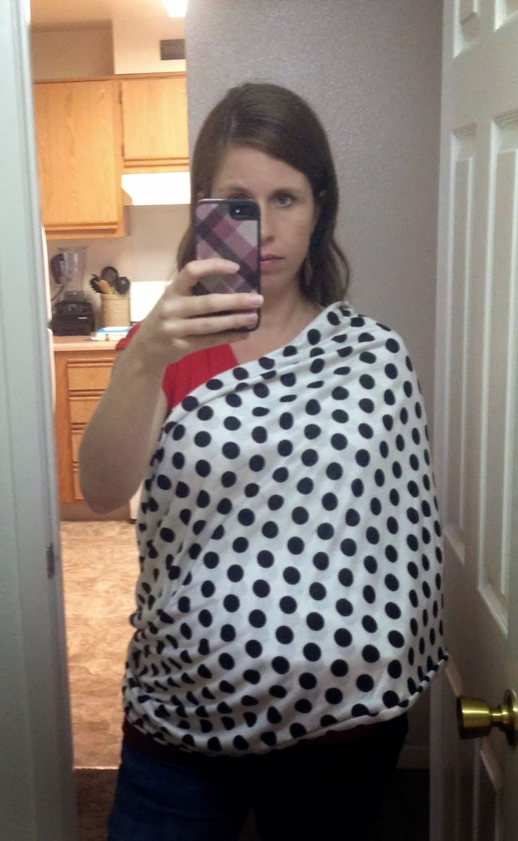 DIY Nursing Covers and Infinity Scarves: links to different tutorials