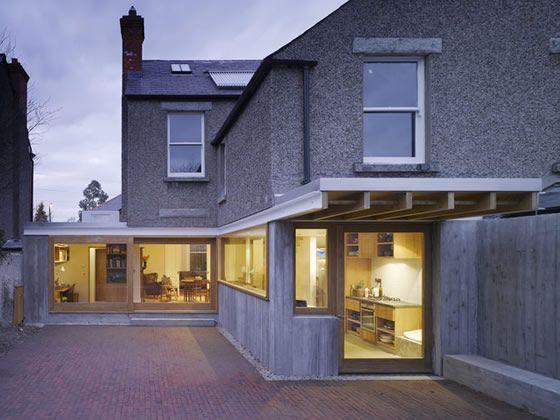 FLITCH, EXTENSION & REFURBISHMENT, DUBLIN 2011