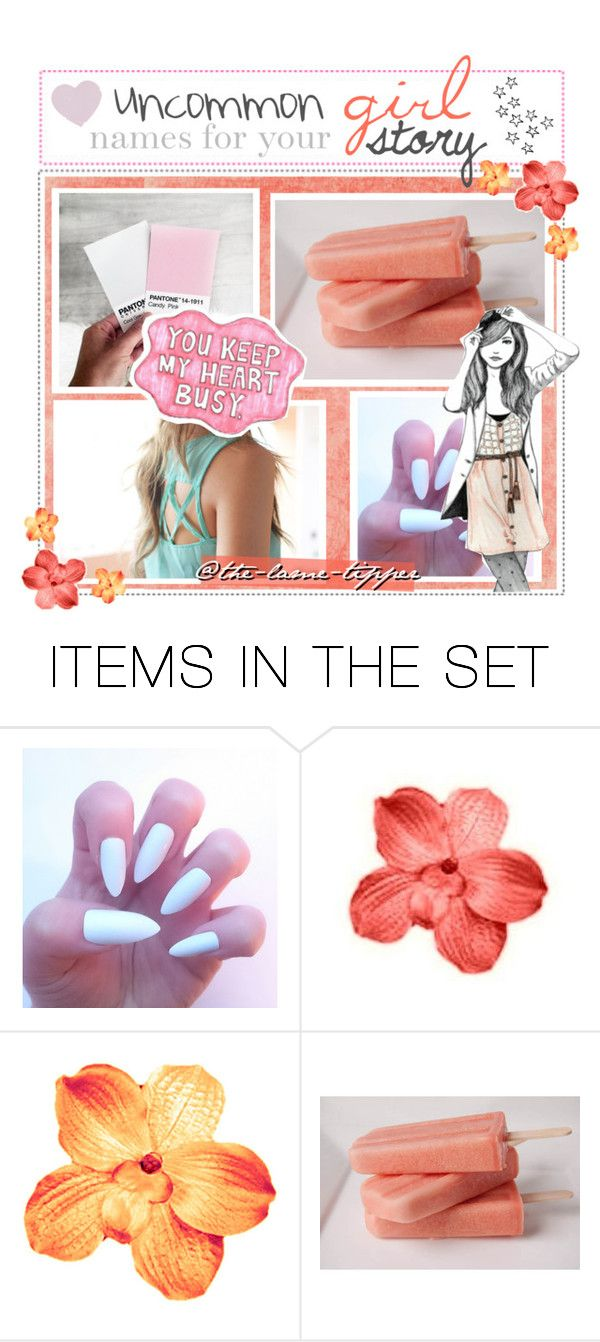 """""""✧Uncommon Girl Names for your Story 