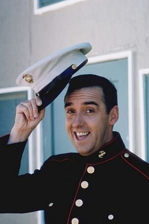 Gomer Pyle, USMC- (Jim Nabors)-He has a beautiful singing voice and born in Alabama.