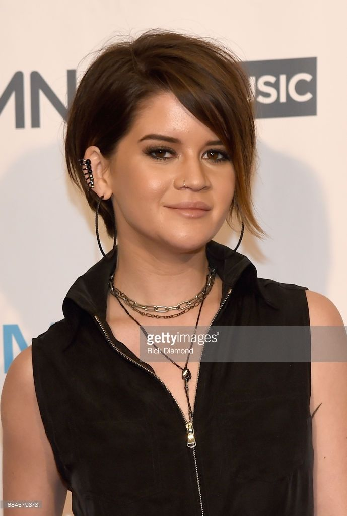 Singer-songwriter Maren Morris attends the Music Biz 2017 Awards Luncheon sponsored by BuzzAngle Music at Renaissance Nashville Hotel on May 18, 2017 in Nashville, Tennessee.