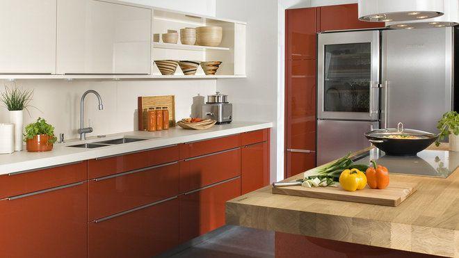 8 best Creation d\u0027une cuisine ouverte par Le Bel Esprit Decoration - meuble bas cuisine avec plan de travail