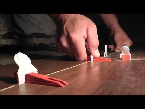 Perfect Level Master - Polmaster Tile Leveling System. Need this for installing the wood tile