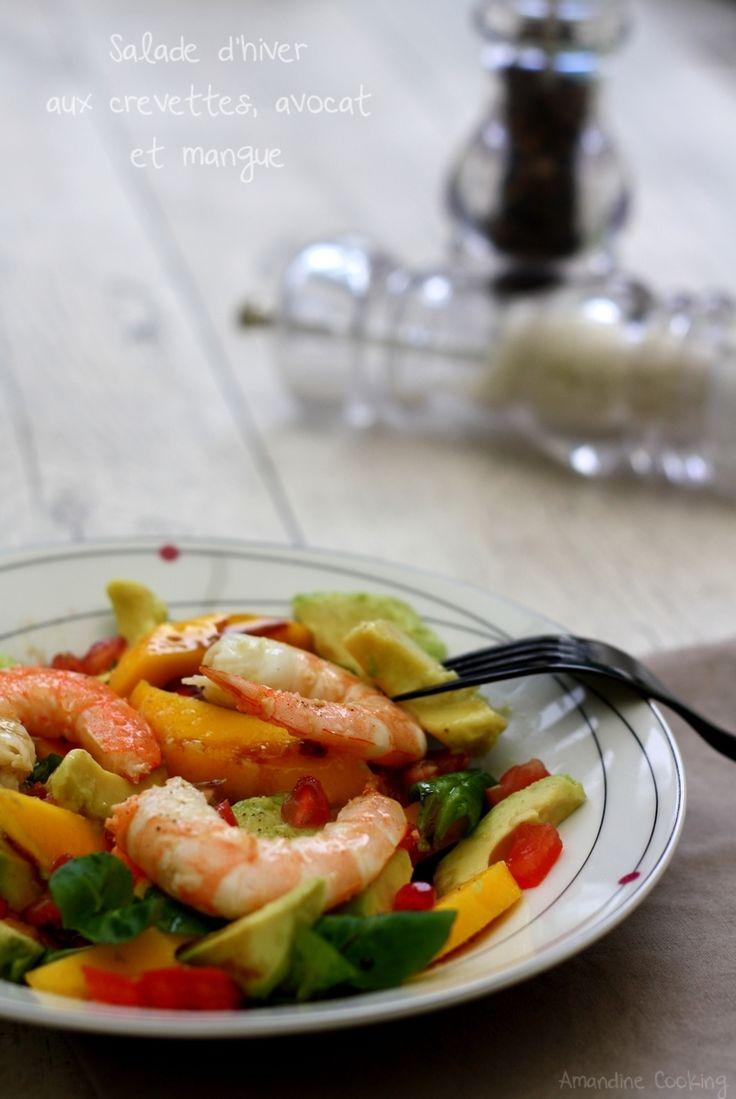 23 best images about salades recettes on pinterest - Salade d hiver variete ...