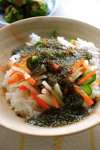 トロリあんかけとんぶり丼 by 庄司いずみ(izumimirun)さん | レシピ ...