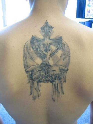 17 best images about tattoos on pinterest 3d tattoos for Tattoos catholic church