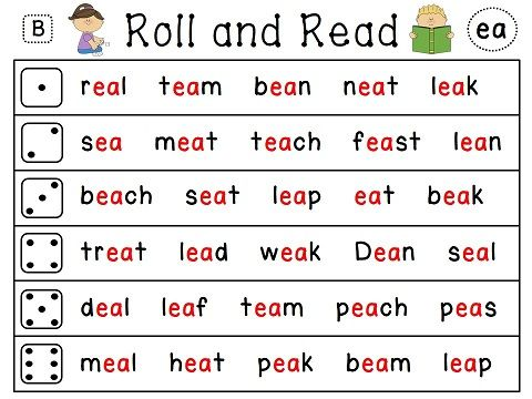 "Roll and Read Phonics Literacy Stations for the entire year!! THREE levels (below level, on level, above level) - so easy to differentiate! & they all come with sound in ""helper red"" or with the words all black. There's also a version with sentences!"