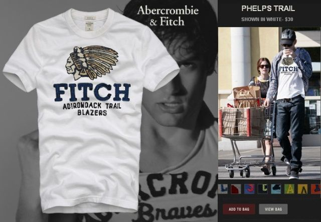 Abercrombie Tees Cheap
