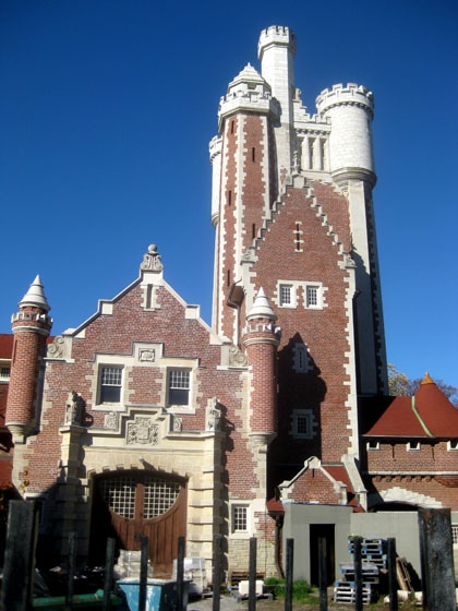 The stables of Casa Loma... a Toronto Landmark