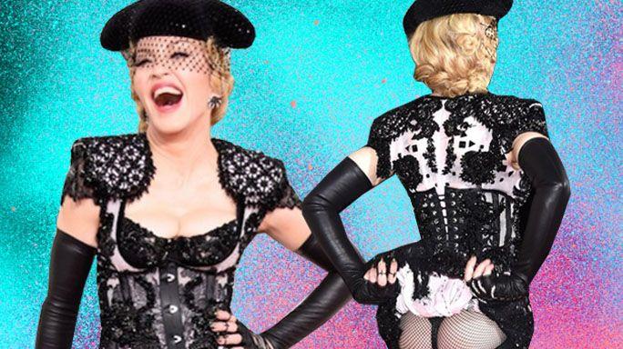 Wardrobe malfunction: da Cara Delevingne a Madonna, tutti i casi HOT del 2015!