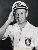 Miami Area TELEVISION and RADIO PERSONALITIES Historical Photo Gallery SKIPPER CHUCK