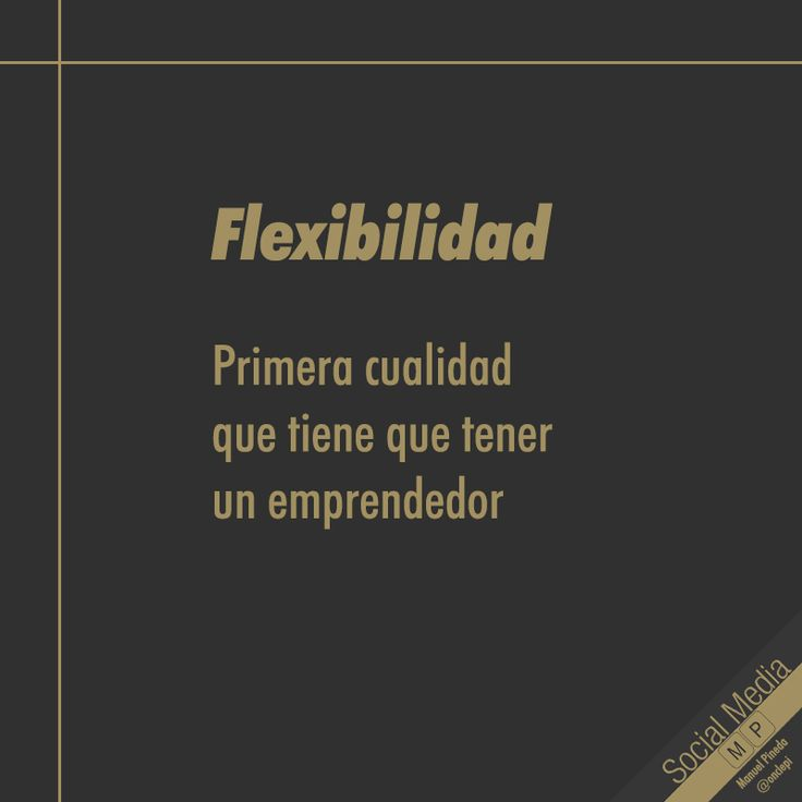 #socialmediamp #accion #flexibilidad