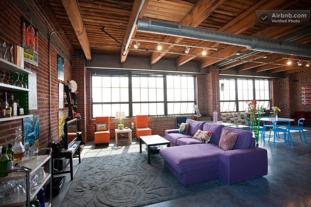 Downtown St Louis Loft Apartments For Rent