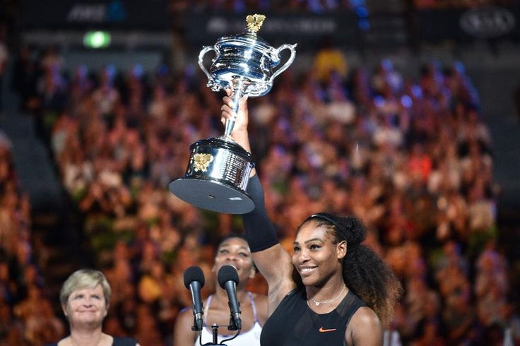 What We Can Learn About Risk Taking From Serena Williams