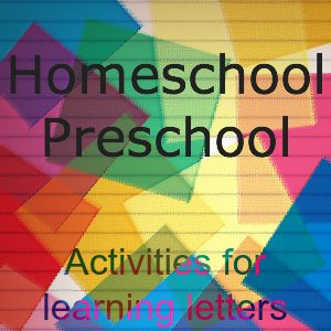 Great learning activities for your preschooler