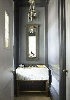 Dreaming of Clean on Pinterest | Gambrel, Peter Marino and Marbles