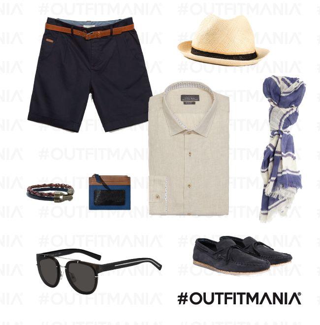 What To Wear To Parties: pool party | bermuda zara in popilene mocassini sisly e camicia di lino perfetti per un party della nightlife di Miami | #outfitmania #outfit #style #fashion #dresscode #amazing #party #man #mango #pashmina #panama | CLICCA SULLA FOTO PER SCOPRIRE L'OUTFIT E COME ACQUISTARLO